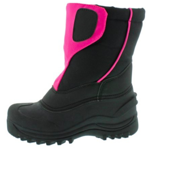 cc3dcb18dcd3 Cold Front Toddler Girls Warm Winter Snow Boots